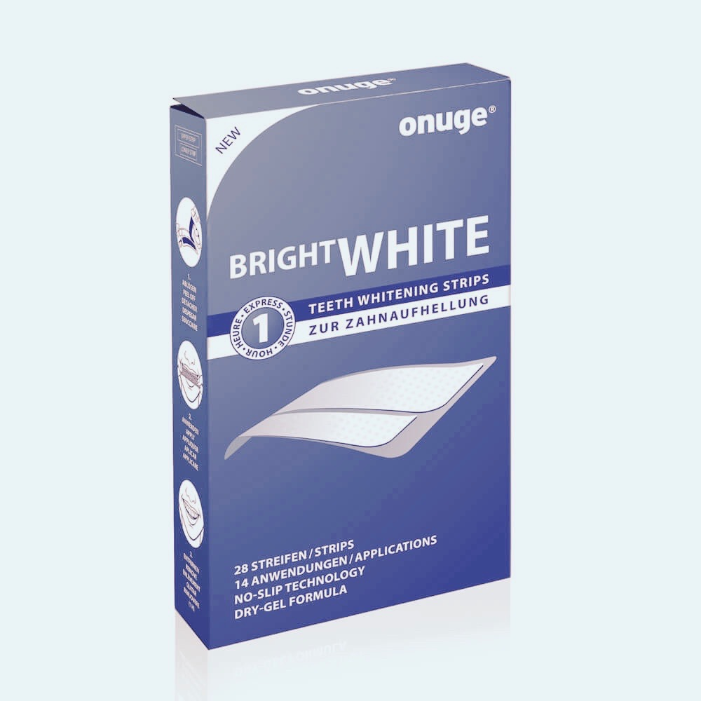 onuge bright white-strips box filter sofort